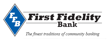 First Fidelity Bank of Fort Payne Mobile Logo